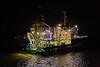 'Celtic Voyager' towed by 'Ayton Cross' at Greenock - 8 December 2015