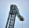 Crane at Inchgreen Dry Dock - 1 May 2017