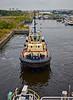 'Ayton Cross' in Rothesay Dock - 3 September 2014