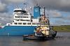 'Ayton Cross' Assists 'Fure Nord - Off Rothesay Dock - 16 May 2012