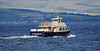 'Island Prinecess' Heading Upriver on the River Clyde - 20 June 2014