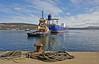 'Lysblink Seaways' at Roseneath - 19 April 2015