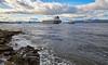 'Golden Endurer' passing Port Glasgow - 3 September 2015