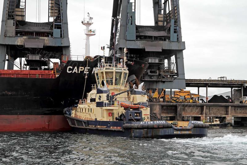 Cape Maria and Ayton Cross - Hunterston - 12 June 2012