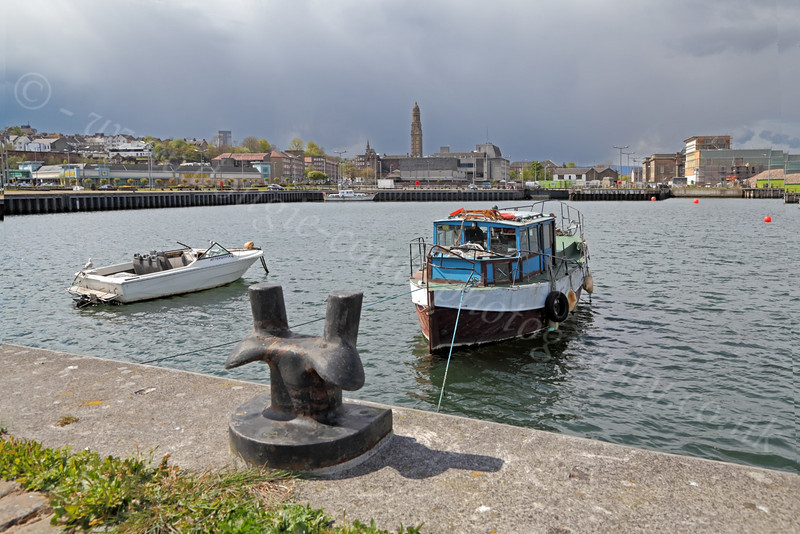 East India Harbour - 6 May 2012