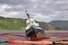 'Golden Cross' Tug in Loch Goil - 19 June 2013