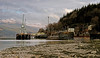 Glen Mallon Jetty - Loch Long - 30 January 2012