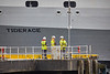 Jetty Work with RFA Tiderace at Loch Striven - 5 November 2018