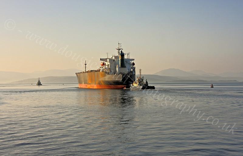 Taio Frontier - Port Glasgow - 27 March 2012