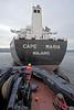 Cape Maria - Getting Closer - 12 June 2012