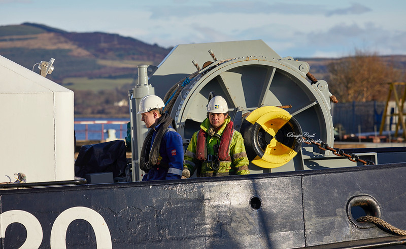 'Multratug 20' at James Watt Dock - 13 December 2019