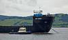 'AMT Trader' off  Greenock Esplanade - 25 June 2014