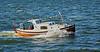Motor Yacht 'Betty Jean' off Greenock - 15 May 2016