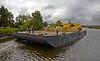 Barge Move - Inchinnan Bascule Bridge - 22 June 2013