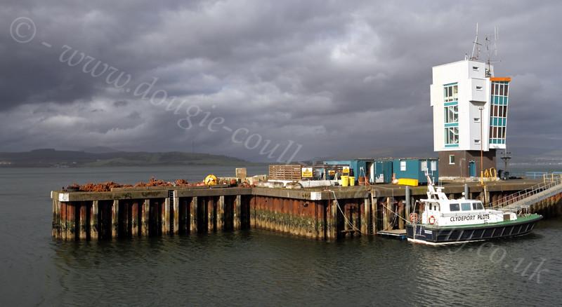 Small Harbour - Greenock - 3 March 2012