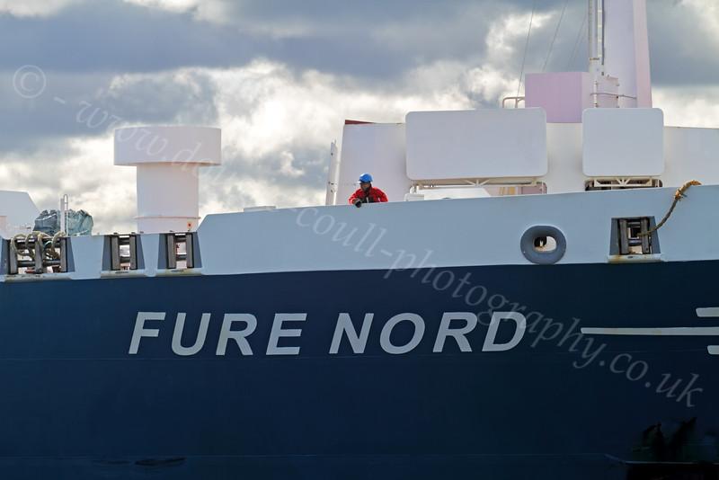 Fure Nord - Off Rothesay Dock - 16 May 2012