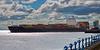 'MV Pohorje' off Greenock Esplanade - 14 July 2017