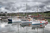 Small Boats - East India Harbour - 6 June 2012