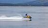 Jet Ski - Off East India Harbour - 20 July 2012