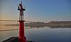 River Clyde at Dawn near the Erskine Bridge - 10 April 2015