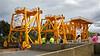 Barge Transport at Inchinnan Bascule Bridge - 23 September 2021