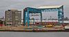 Yarrows Shipyard under Renovation - Glasgow - 6 March 2015