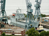 RFA St Tristram - Inchgreen Dry Dock - 7 July 2005