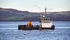 Challenger of Leith off Greenock - 19 November 2020