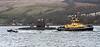 SD Dependable - Serco Tug - Off Rhu Spit - 13 February 2012