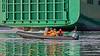 Three Men in a boat (RHIB) at Glen Mallan - 17 October 2018
