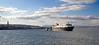 MV Hebrides - James Watt Dock - 28 March 2013