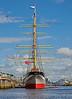 Glenlee Sailing Ship - 1 August 2015