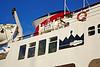 Cruise Ship - Hebridean Princess - Custom House Quay - 30 November 2012