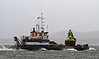 Torch off East India Harbour - 3 January 2014