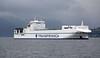 Timca Arriving at Greenock Esplanade - 10 June 2012