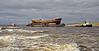 'City of Adelaide' Departing Irvine Bound for London then Australia - 20 September 2013