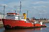 Dea Ocean - Berthing at James Watt Dock