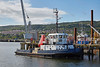SD Kyle of Lochalsh in Great Harbour - 16 July 2017