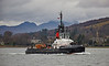 'SD Impetus' in the Gareloch - 2 February 2017