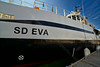 SD Eva in Largs Marina - 17 July 2014