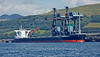 'Hubert Fedry' at Hunterston - 17 July 2014
