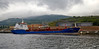 Finnart Oil Terminal in Loch Long - 10 June 2013