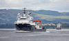 SD Northern River passing Port Glasgow - 24 August 2017