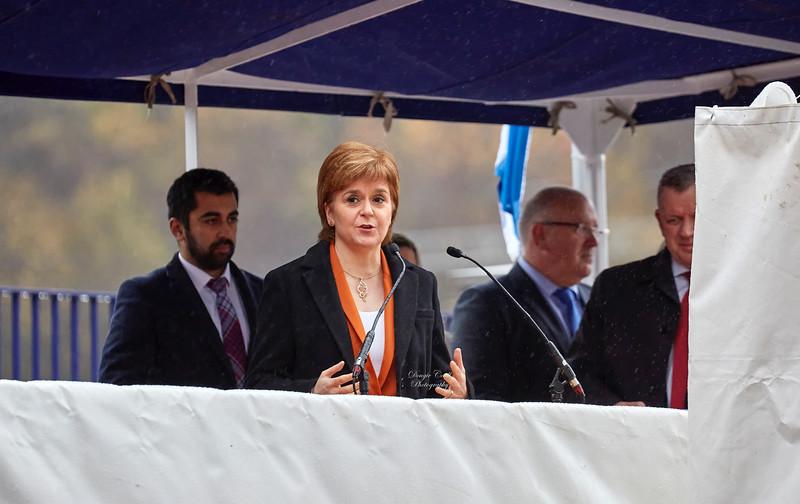 First Minister Nicola Sturgeon's Speech at the launch of MV Glen - 21 November 2017