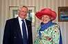 Grenville Johnston (Chairman of CMAL) and his Lady Wife - 23 May 2013