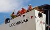 MV Lochinvar Launch - Ferguson Shipbuilders, Port Glasgow - 23 May 2013