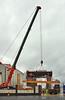 Work at Ferguson Marine Shipyard - 23 February 2021