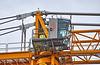 Crane at Ferguson Marine Shipyard - 12 March 2021