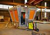 Fabrication Shed at Ferguson Marine Shipyard - 31 August 2015
