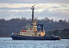 Tug 'Seal Carr' off North Queensferry - 26 November 2018